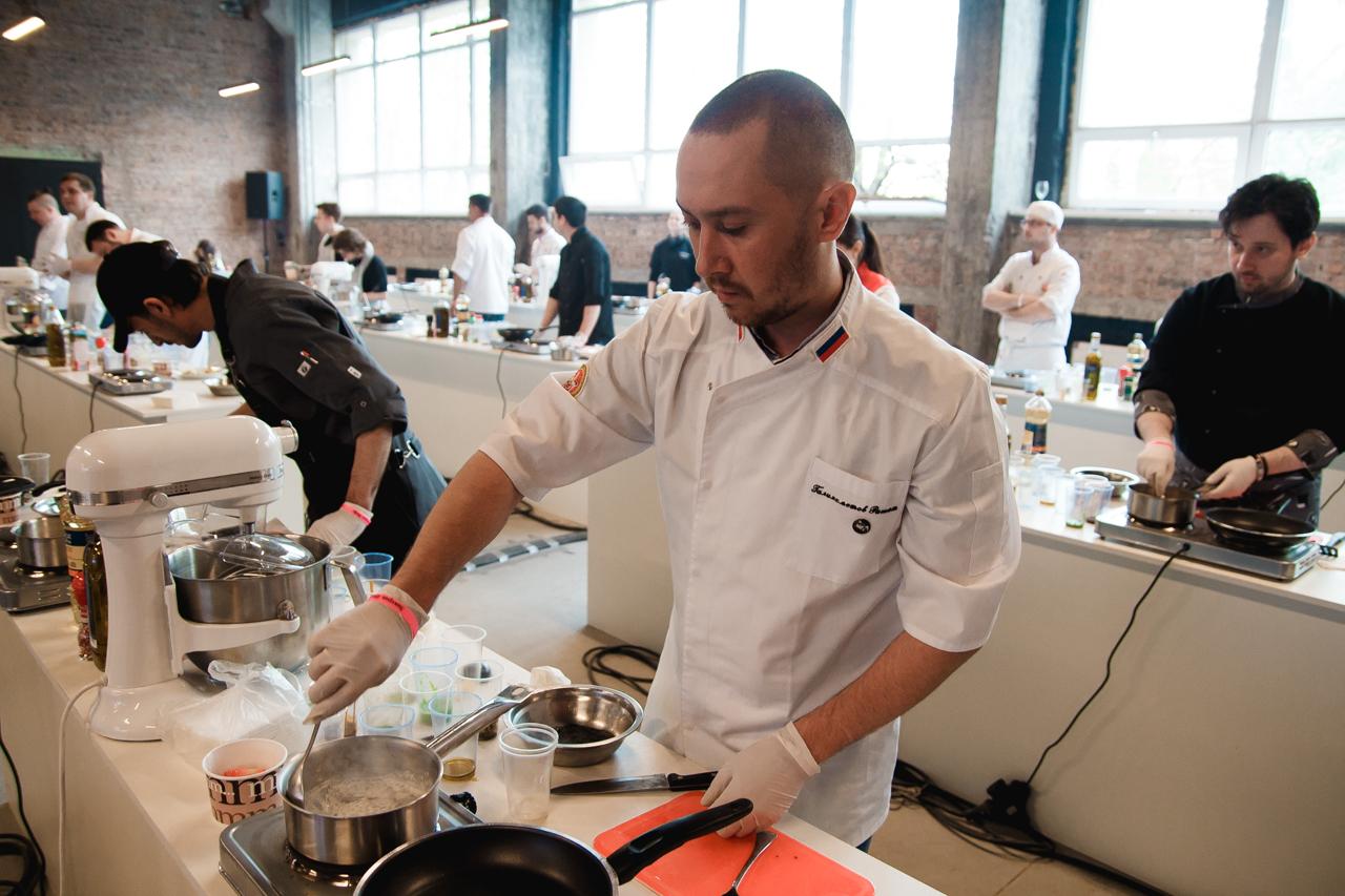 2 Международный обучающий форум для поваров