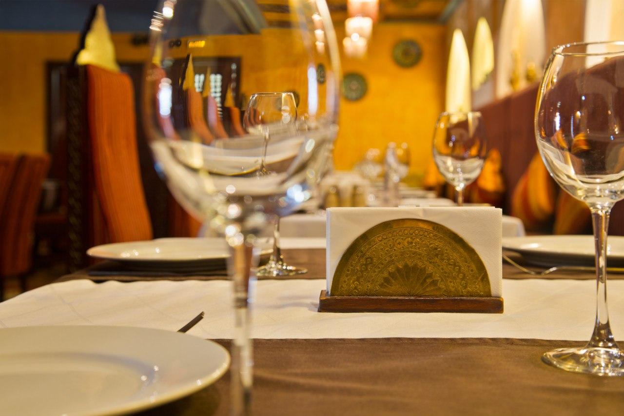 Ресторан Tajj Mahal. Москва Профсоюзная, 61а, ТЦ «Калужский»